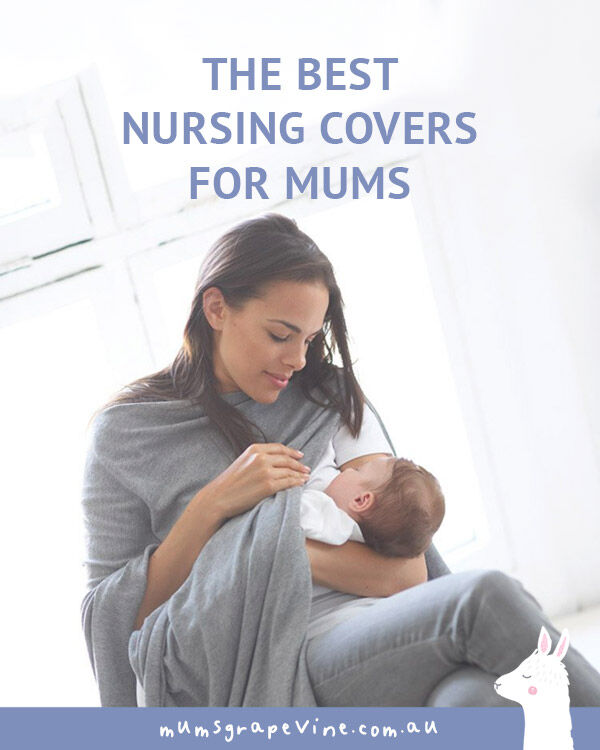 The best nursing covers for new mums | Mum's Grapevine