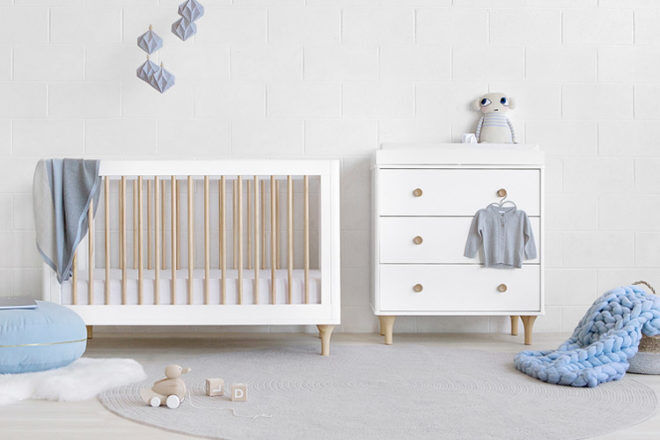 Babyletto Lolly Cot white