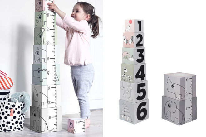 Done by Deer Stacking Blocks