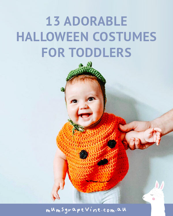 13 adorable Halloween costume ideas for toddlers | Mum's Grapevine