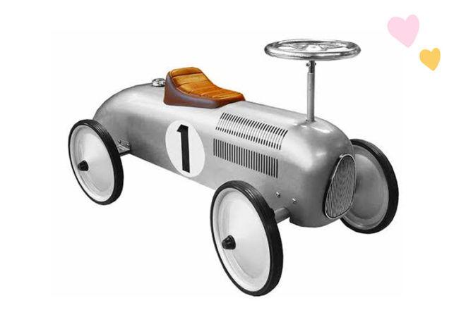 Johnco metal Speedster