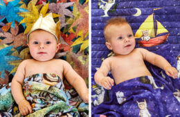 Kip&co Where the Wild Things Are bed linen collaboration | Mum's Grapevine
