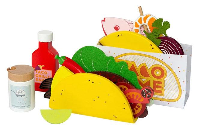 Make Me Iconic Taco Kit