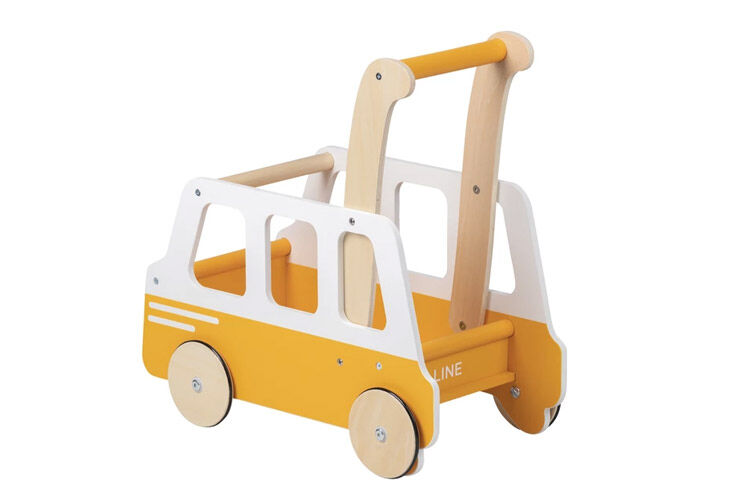 Moover Yellow Bus Walker