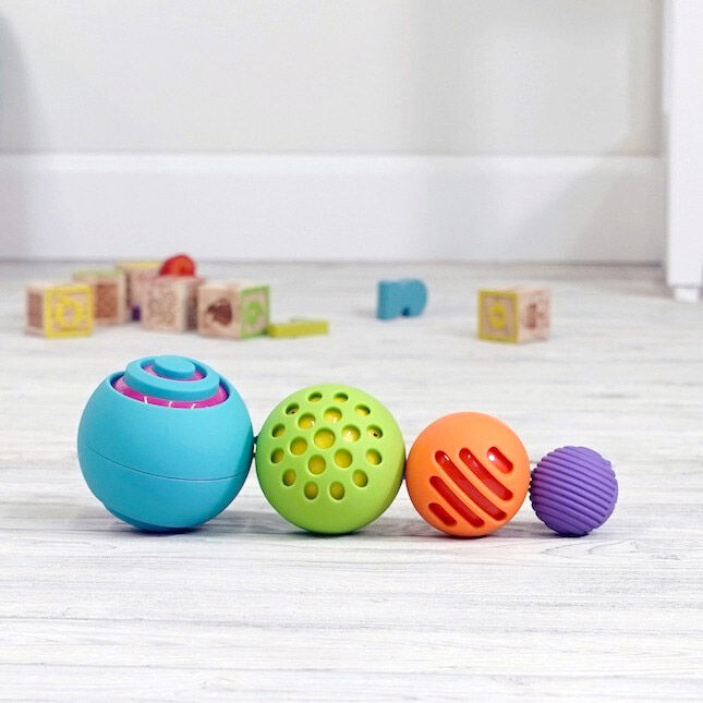 Oombee Balls Fat Brain Toys