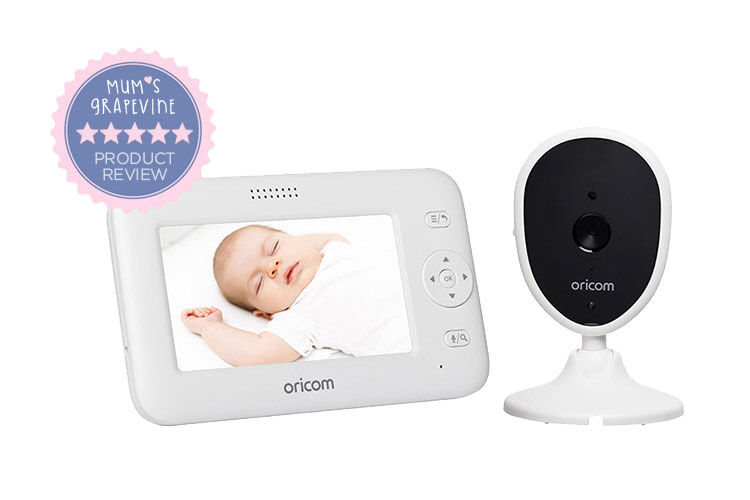Oricom SC 740 Baby Monitor review