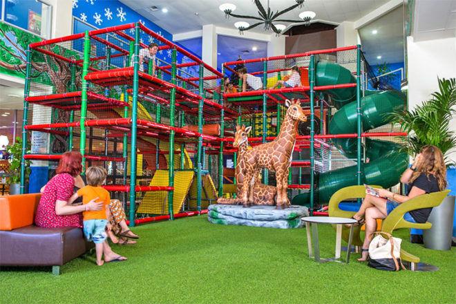 Paradise Resort indoor play