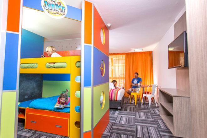 Paradise Resort Junior Bunkhouse