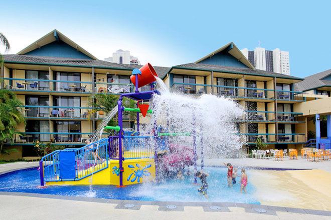Paradise Resort Junior waterpark