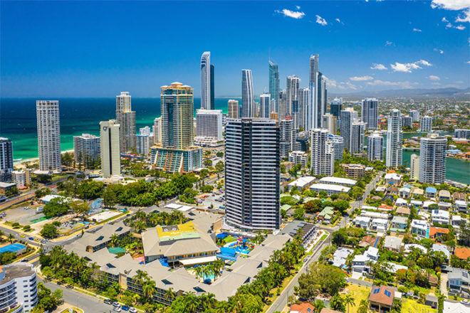 Paradise Resort location