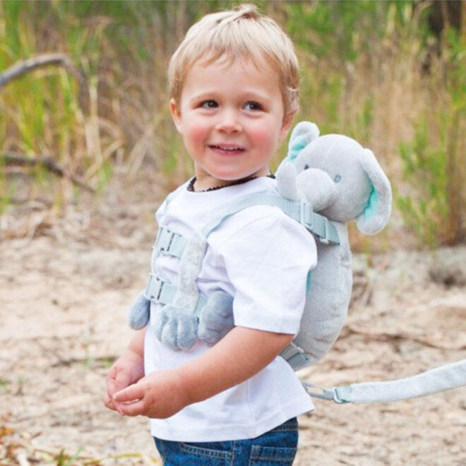 Playette Elephant Harness Buddy