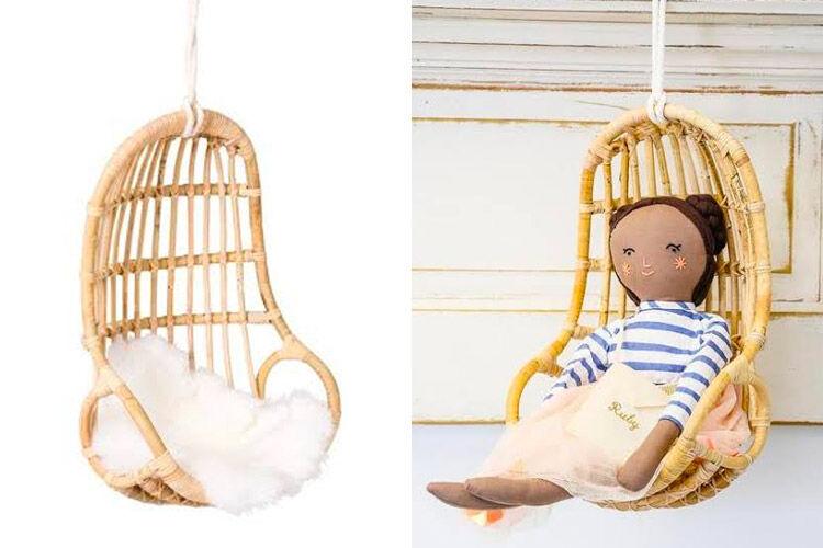 Poppie Doll Egg Chair