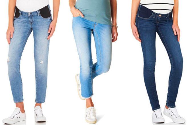 Queen Bee maternity jeans