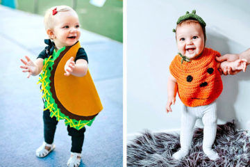 Sweet Halloween costumes for toddlers