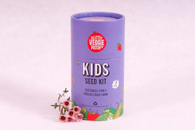 The Veggie Patch Co Kids Seed Kit