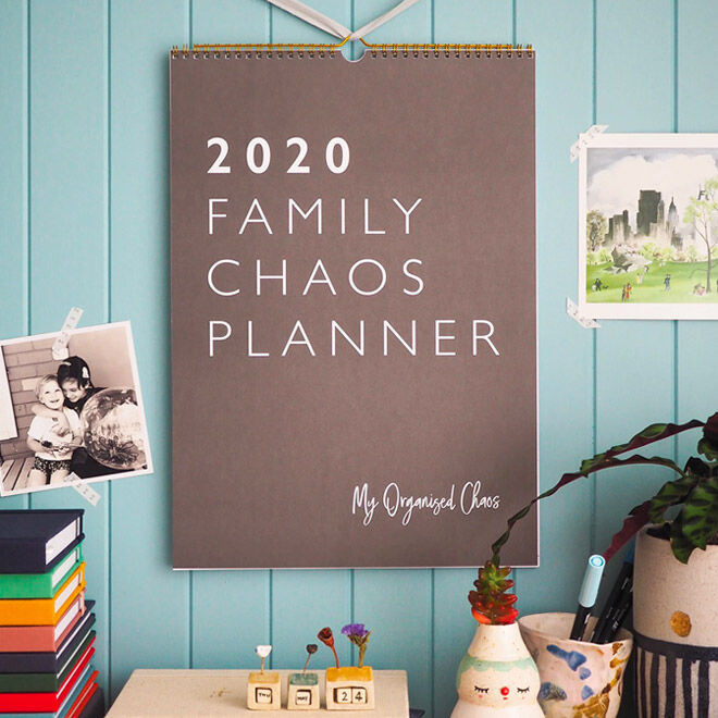 Family Chaos Planner 2020, Write To Me
