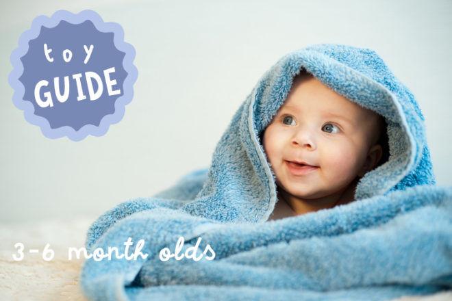 The best toys for 3 month olds based on developmental milestones