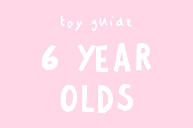 The best gifts and toys for 6 year old boys and girls | Mum's Grapevine