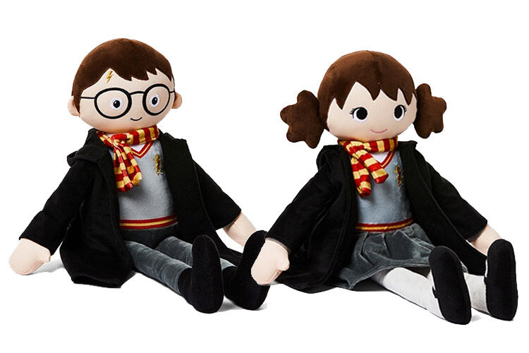 Harry Potter plushies