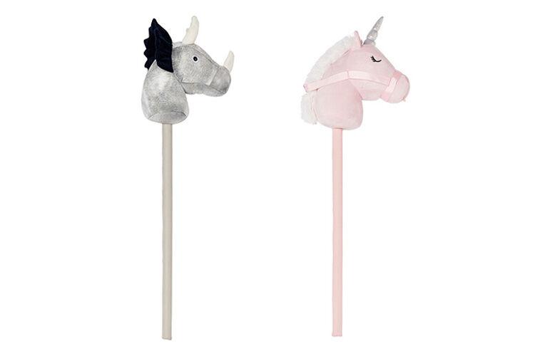 adairs Kids Hobby horse unicorns