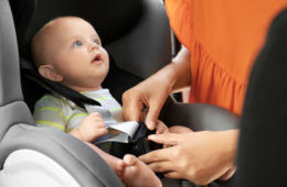 Free baby car seat fittings for Victorian families