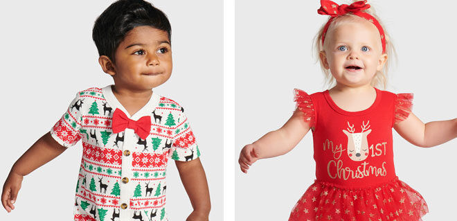 Best&Less baby Christmas outfits