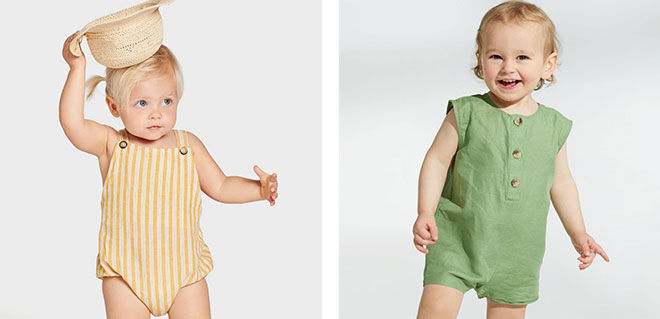 Best&Less baby rompers
