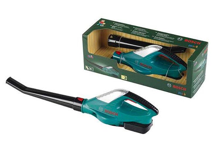 Bosch toy leaf blower