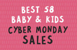 Best Baby and Kids Cyber Monday sales