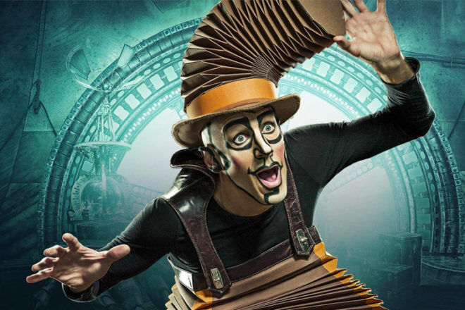 Cirque du Soleil Kurios Melbourne