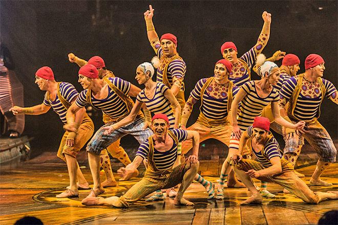 Melbourne Cirque du Soleil
