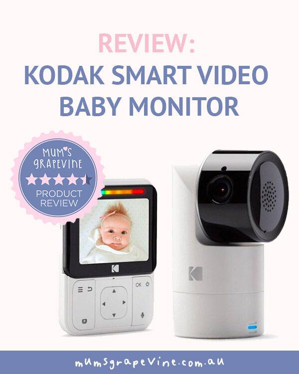 Kodak Video Baby Monitor review