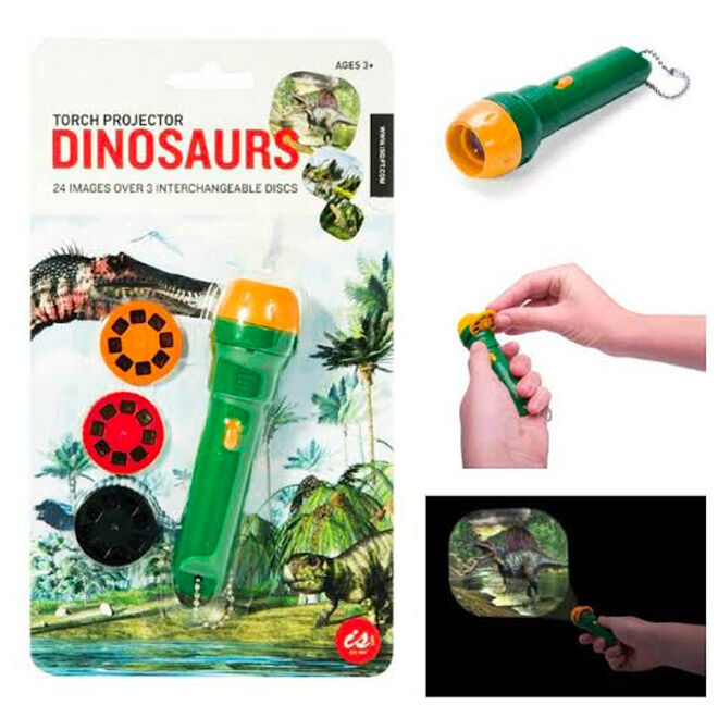 Dinosaur torch projector, IS