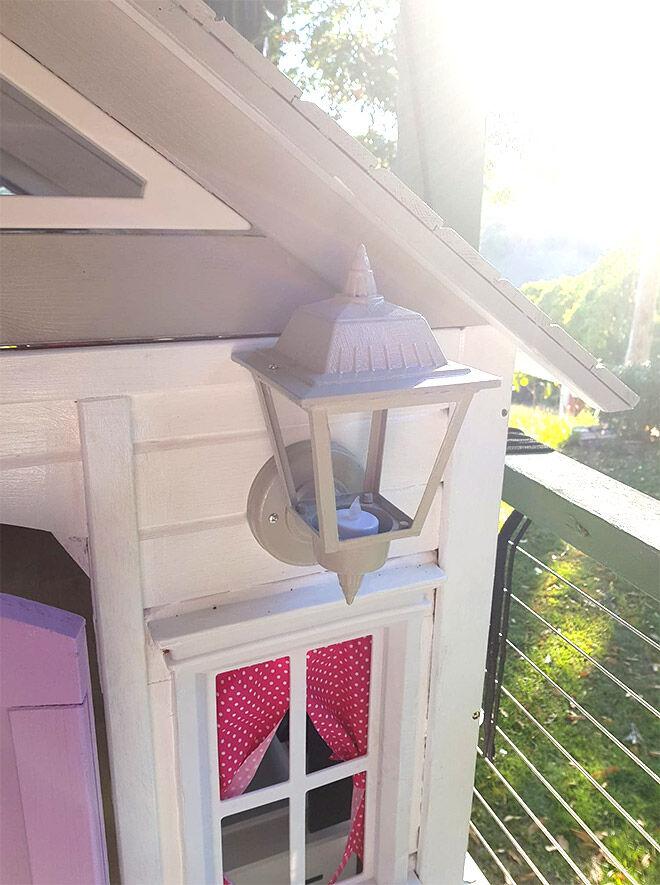 Kmart cubby hack lights