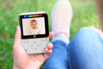 Kodak Cherish C225 Smart Video Baby Monitor Review | Mum's Grapevine