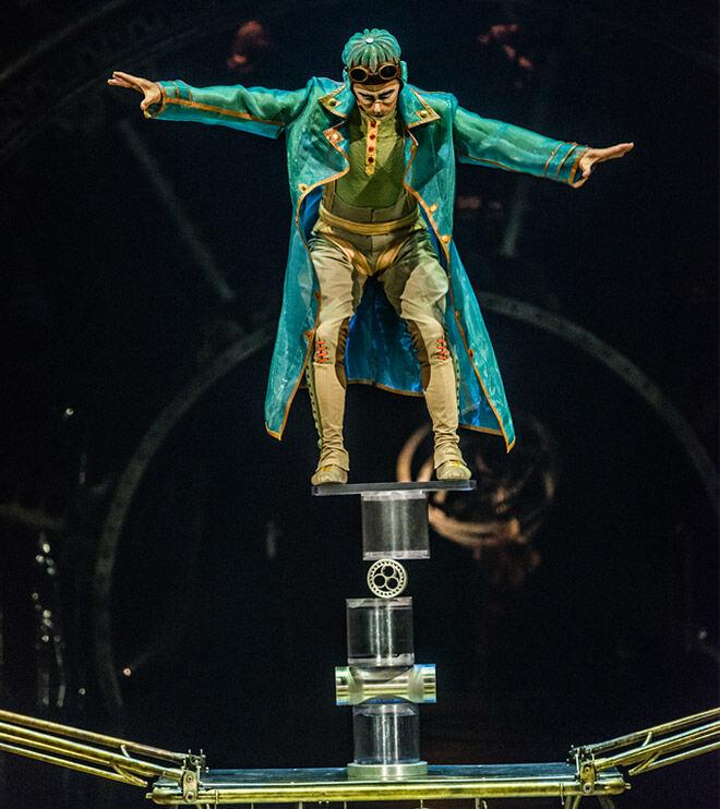 Cirque du Soleil Melbourne