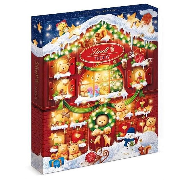 Lindt Advent Calendar