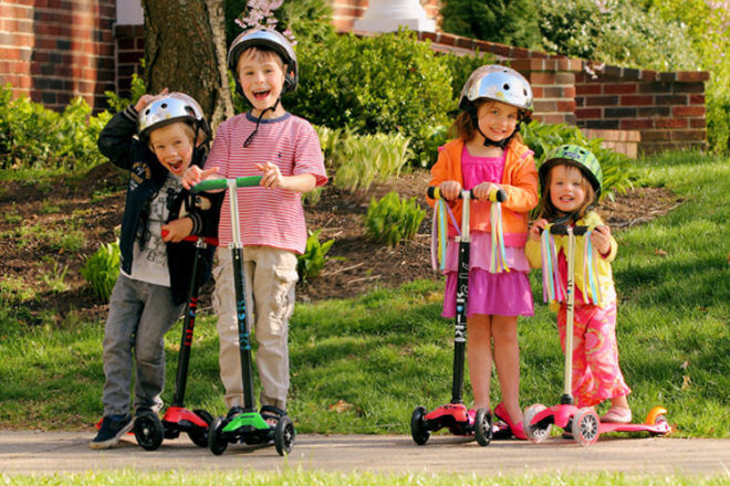 Micro Scooters Black Friday Sale
