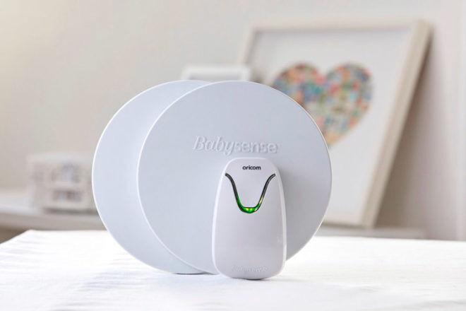 Oricom Babysense7 Breathing Monitor competition