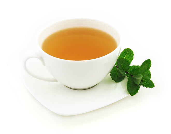 Peppermint tea for pregnancy constipation