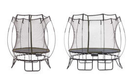 Springfree new smaller design trampolines