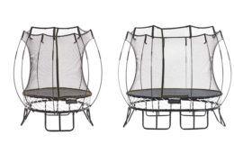 Springfree new smaller design trampolines