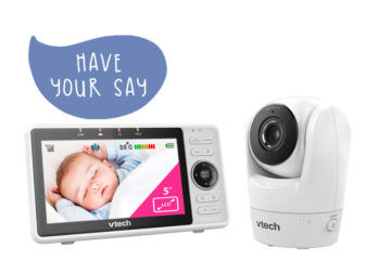 VTech Pan and Tilt baby monitor testers wanted