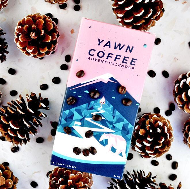 Yawn Coffee Advent Calendar