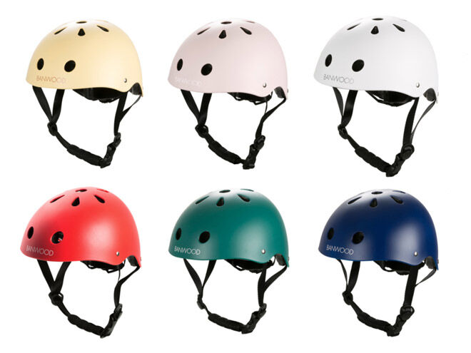 Banwood bike helmets