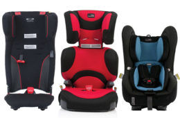 Choice recommended car seats