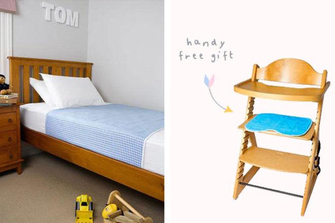 Broly Sheets waterproof bed pads
