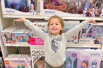 Christmas shopping tantrum hack