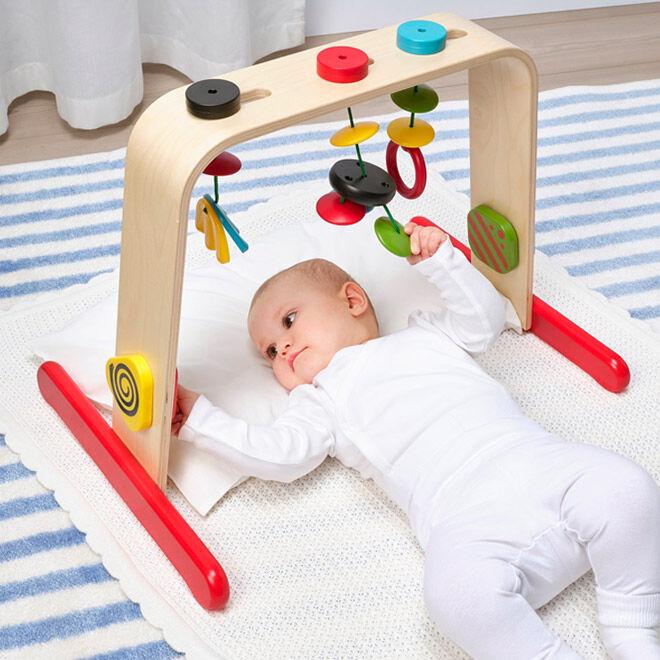 Activity Gym: IKEA LEKA Baby Gym