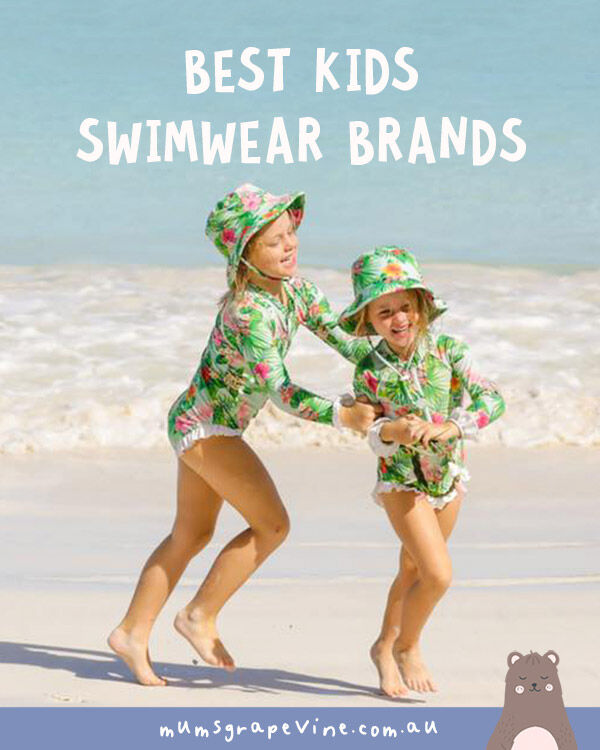 Best kids swimwear brands | Mum's Grapevine